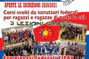 A.D.G.S. CASTEL MADAMA - Iscrizioni 2020-2021